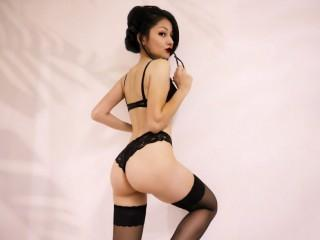 Live Asian AnelWicked